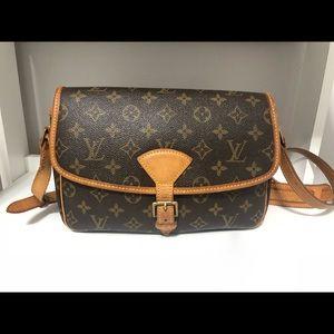Authentic Louis Vuitton Sologne Crossbody